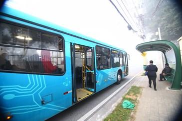 Melhorias geradas no transporte público com o Arco da Inovação. Foto: Claudio Vieira/PMSJC 07-07-2020