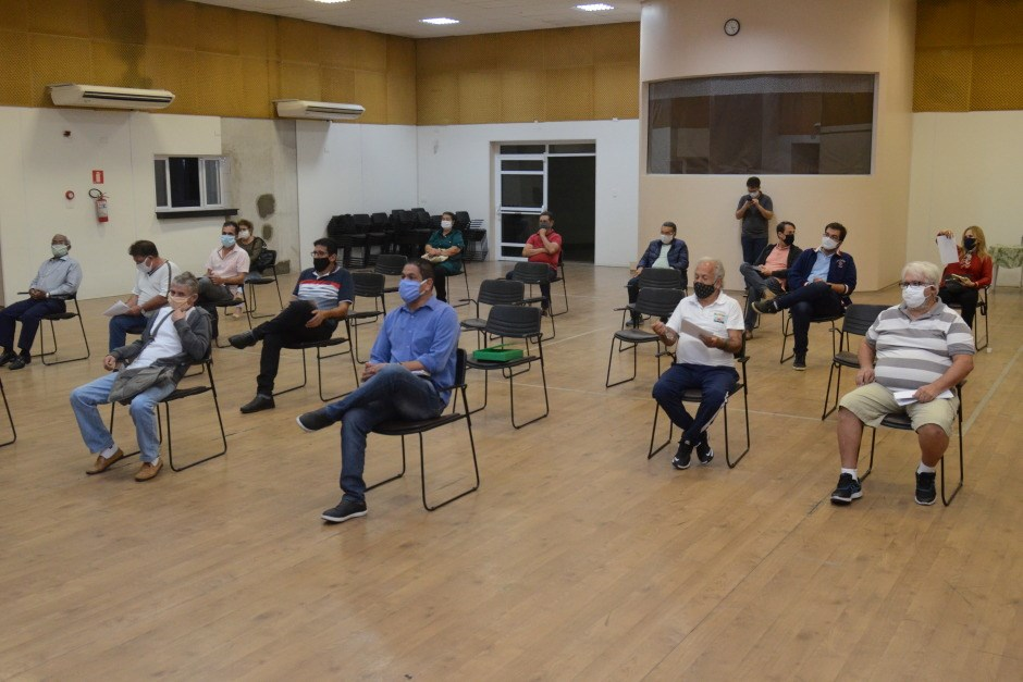 Audiência Pública da LOA Casa Idoso Leste 10/08/2020
