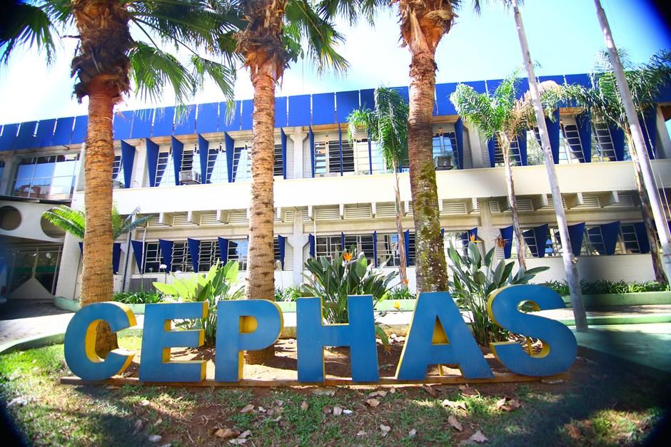 Novo Cephas - fachada
