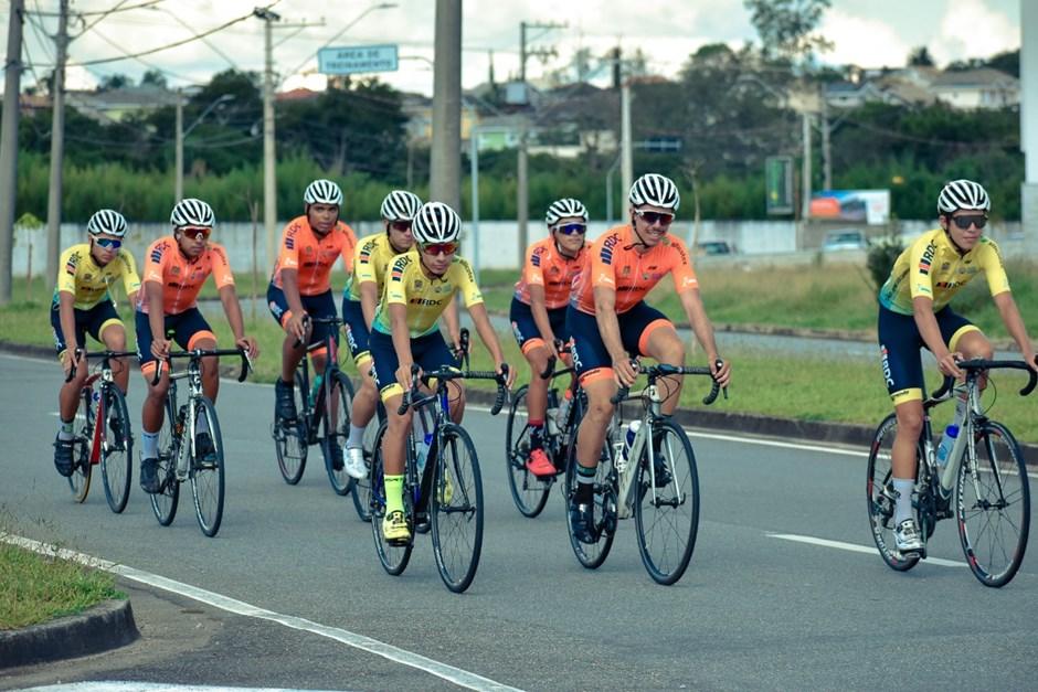 Equipe de ciclismo