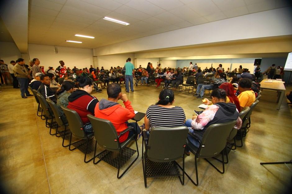 Fórum Final do Plano Diretor, no Cefe. Foto: Claudio Vieira/PMSJC. 18-08-2018