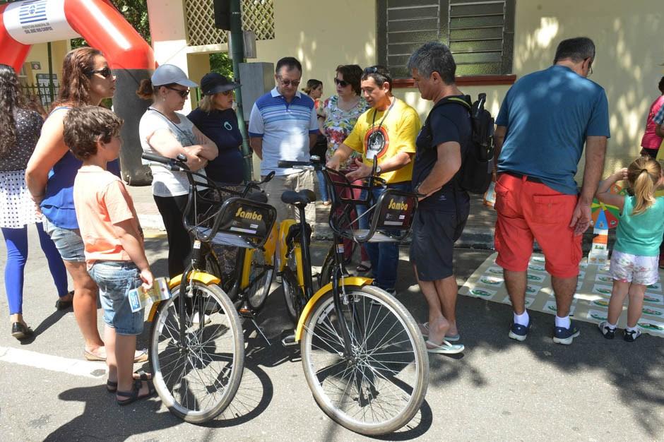 5ec0f356e Prefeitura lança sistema de bicicletas compartilhadas e amplia conexão  entre ciclovias - Prefeitura de São José dos Campos