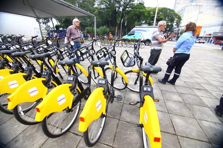 fd57724e9 Sistema inédito de aluguel de bikes já pode ser usado neste sábado -  Prefeitura de São José dos Campos