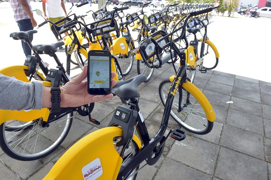211790a02 Aplicativo das bikes compartilhadas já está disponível para IOS -  Prefeitura de São José dos Campos