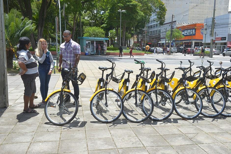 Sistema Compartilhado de Bikes  20 10 2018