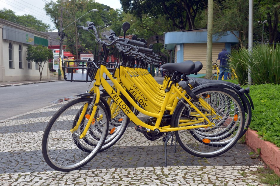 e82dc407a São José amplia sistema e chega a 500 bikes compartilhadas - Prefeitura de São  José dos Campos