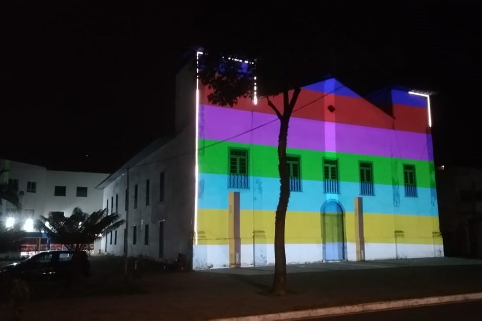 Teste video mapping