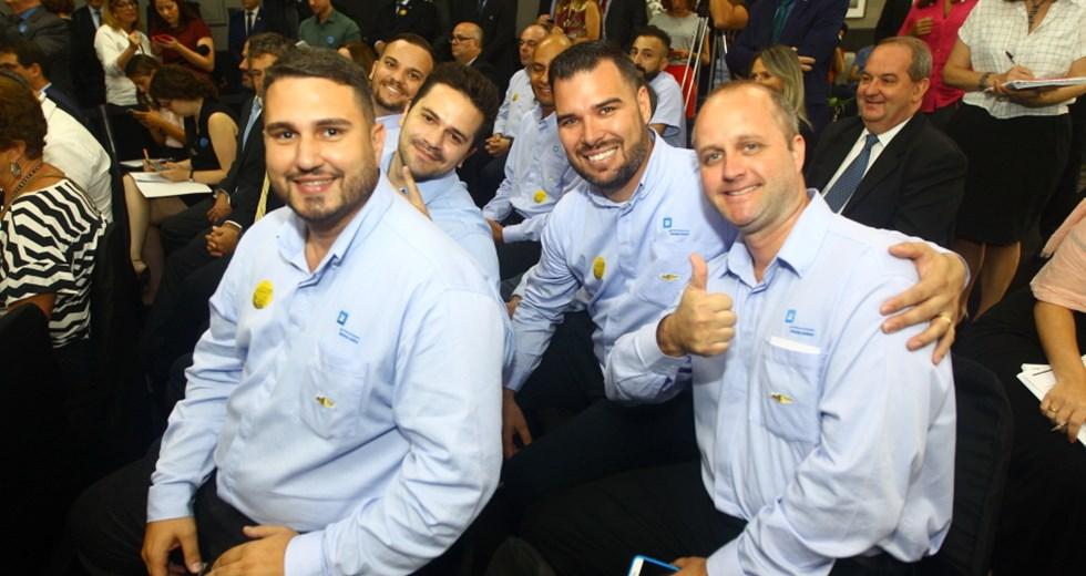 GM vai investir R$ 10 bi em SP e na fábrica de S.José. Foto: Claudio Vieira/PMSJC. 19-03-2019