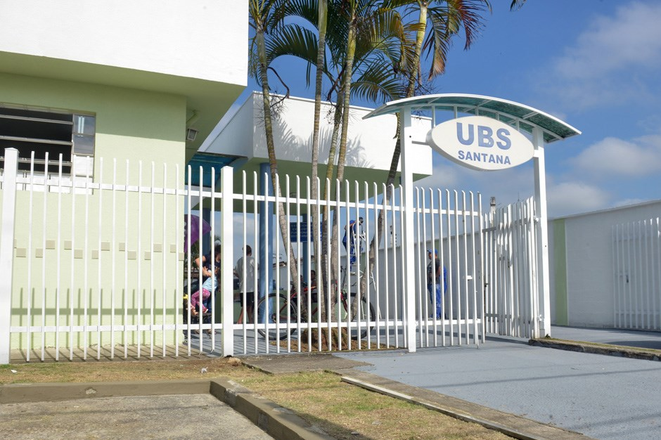 Preparativos para a UBS Resolve de Santana  12 04 2019