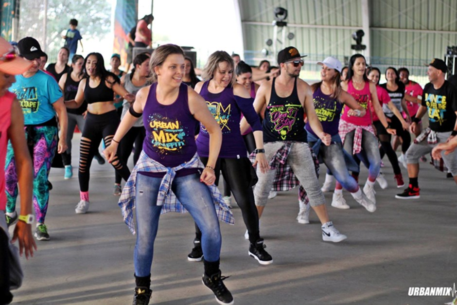 Flash Mob Urban Mix